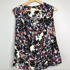ASOS Maternity floral tank size 6